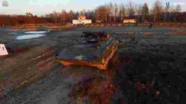 «Укроборонпром» показав модернізований броньовик, який може знищити ворожий танк з 5 км
