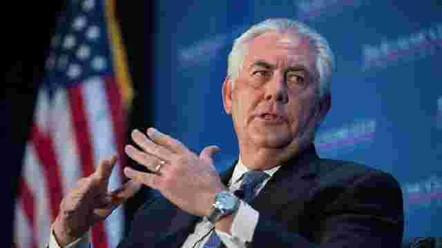 США не приймуть іншого варіанту, крім відновлення цілісності України, – Тіллерсон