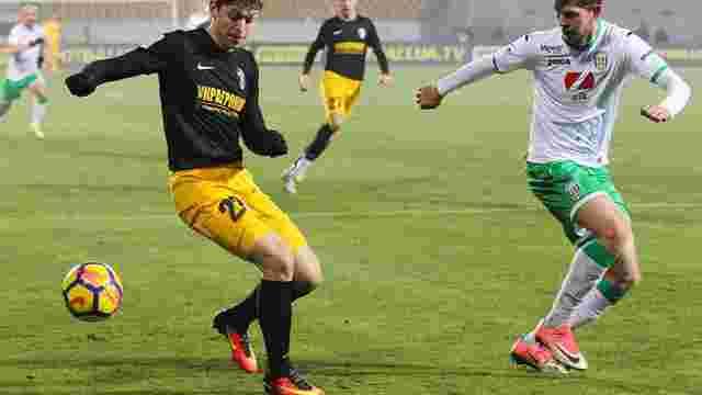 Гравця «Карпат» звинуватили у здачі матчу після гри з «Олександрією»