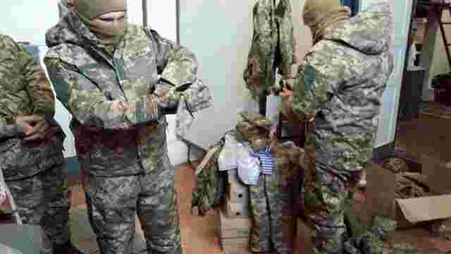 Радник міністра оборони запевнив, що українські військові повністю забезпечені зимовою формою