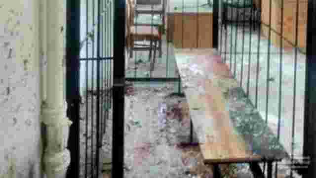Троє постраждалих від вибуху у суді Нікополя перебувають у важкому стані