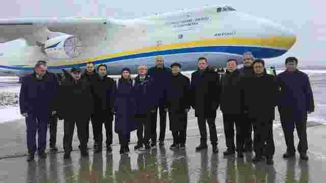 Китай зацікавлений у купівлі українських літаків