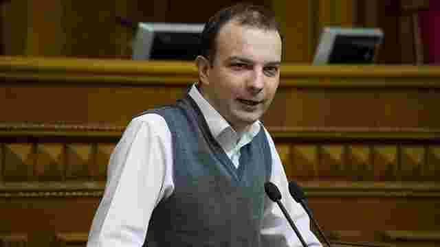 Верховна Рада звільнила Єгора Соболєва з посади голови антикорупційного комітету