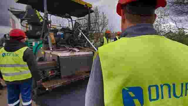 Компанія «Онур» отримала замовлення на ремонти двох доріг на Львівщині на ₴25 млн