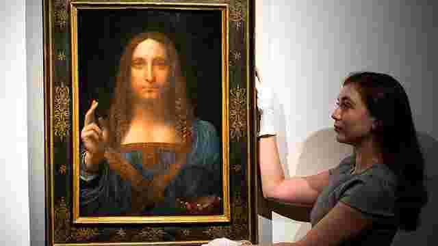 Покупцем найдорожчої картини Леонардо да Вінчі виявився саудівський принц