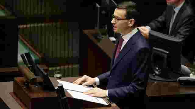 Прем'єр Польщі заявив, що хоче нової якості відносин з Україною