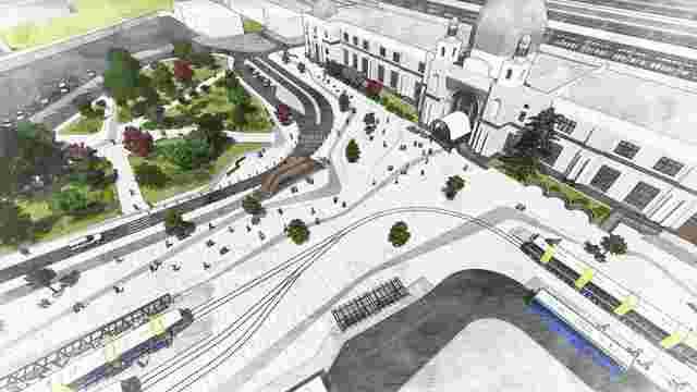 У 2018 році у Львові розпочнуть ремонтувати пл. Двірцеву та відрізок вул. Замарстинівської