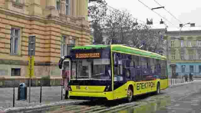 Мер Львова озвучив плани щодо закупівлі нового громадського транспорту