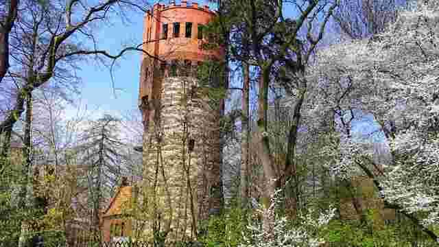Водогінну вежу у Стрийському парку визнали пам'яткою архітектури