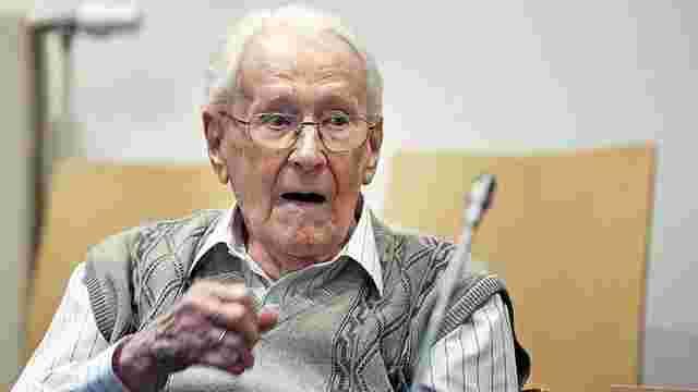 У Німеччині 96-річного «бухгалтера Аушвіцу» засудили до 4 років в'язниці
