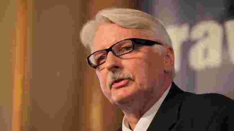 Голова МЗС Польщі розповів про сценарії розміщення миротворців ООН на Донбасі