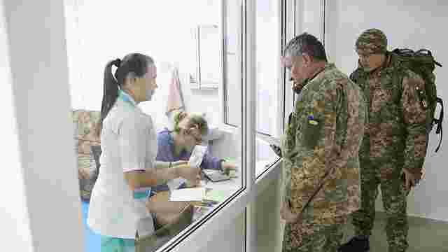 У Тисовці відкрили реабілітаційний центр для військовослужбовців