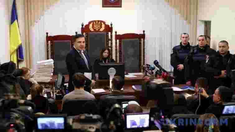 Київський суд відмовив Михеїлу Саакашвілі у статусі біженця
