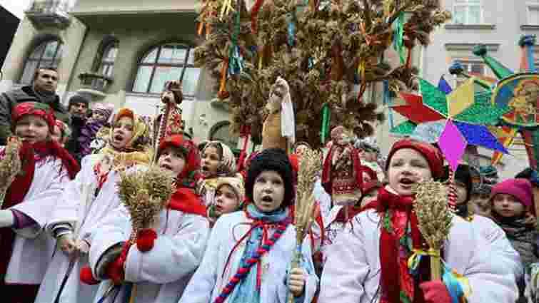 На Львівщині дві сотні дітей зі сходу України святкуватимуть Різдво