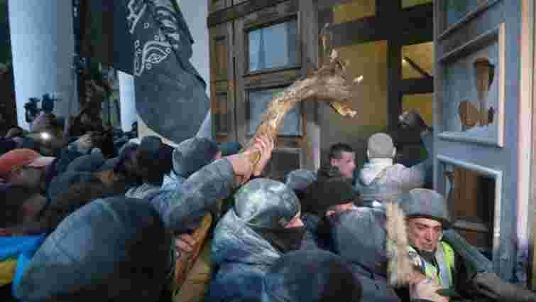 Саакашвілі допитають у справі про спробу захоплення Жовтневого палацу