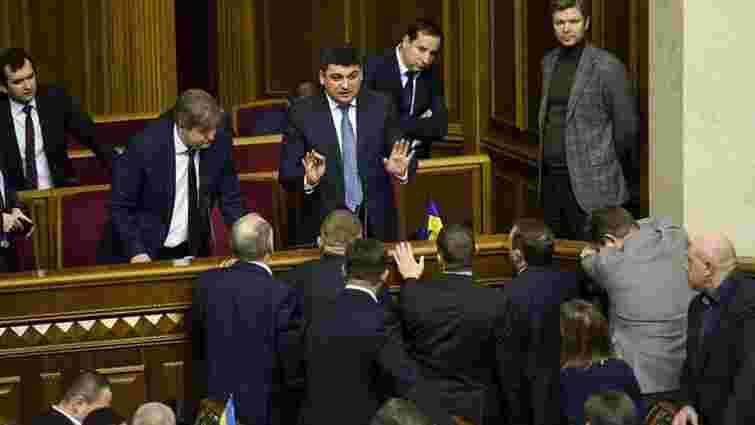 Уряд відмовився від запланованих реформ ДФС та митниці