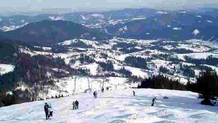 У горах на Львівщині травмувались 12 лижників