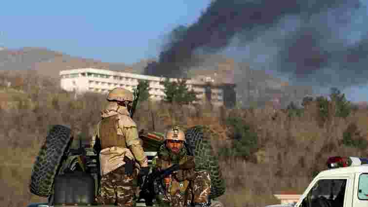 Внаслідок теракту в кабульському готелі Intercontinental загинули 9 українців