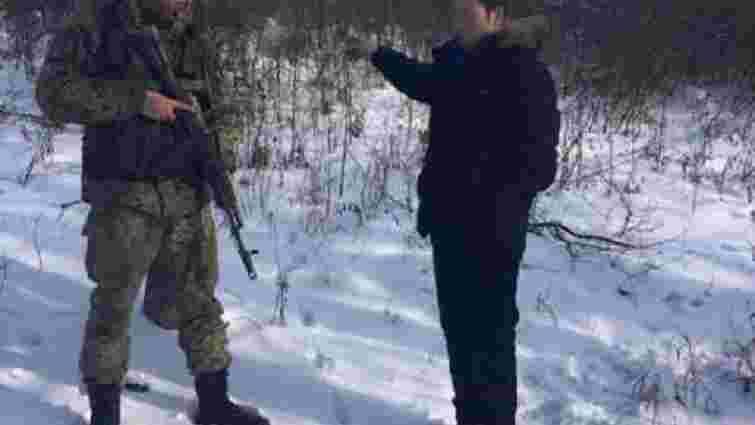 У Харківській області росіянин незаконно перетнув кордон і попросив статус біженця