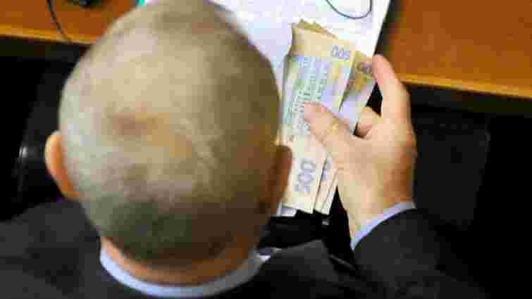 НАЗК поділило понад ₴500 млн держфінансування політичних партій