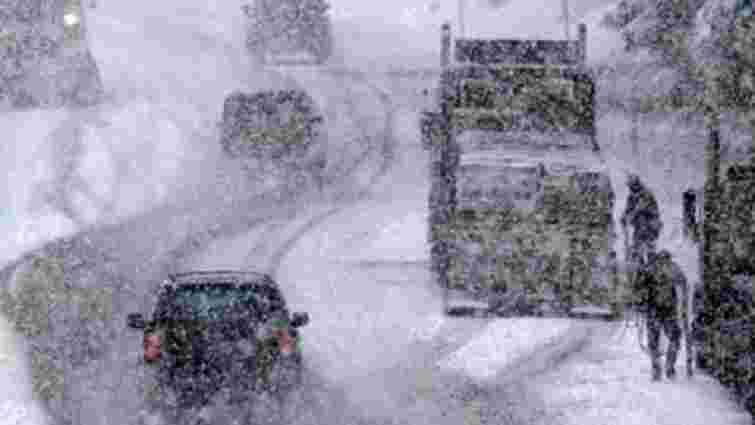 Рятувальники оголосили штормове попередження у семи областях України