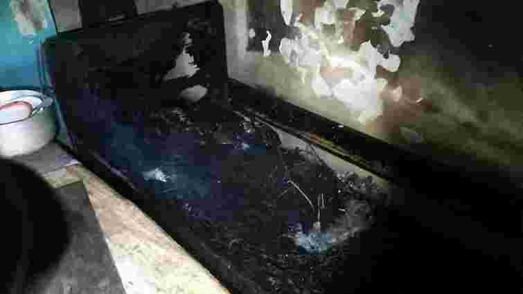 Через куріння в ліжку внаслідок пожежі в Мостиському районі загинув 45-річний чоловік