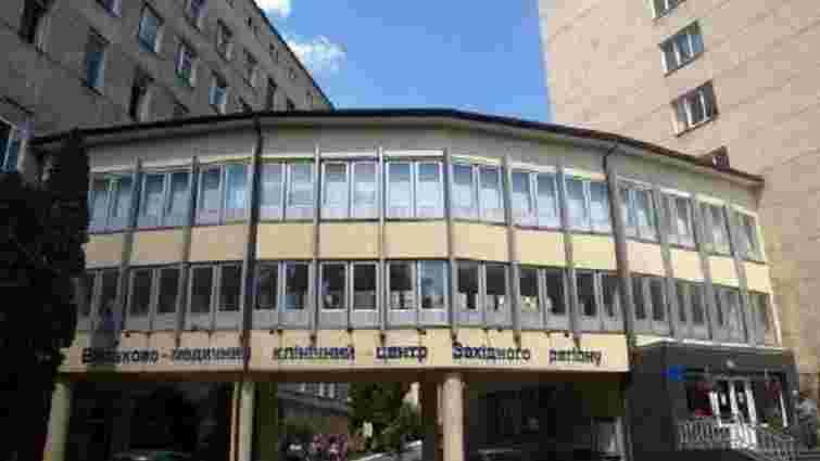У львівський госпіталь з Харкова привезли 13 поранених бійців АТО