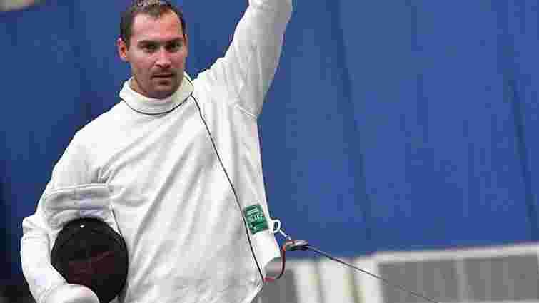 Український шпажист Богдан Нікішин виграв «срібло» на етапі Кубка світу з фехтування