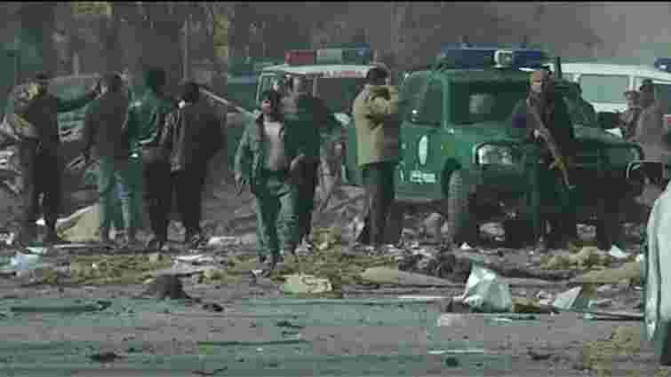 В результаті вибуху у центрі Кабула загинули 40 людей, понад 140 поранених