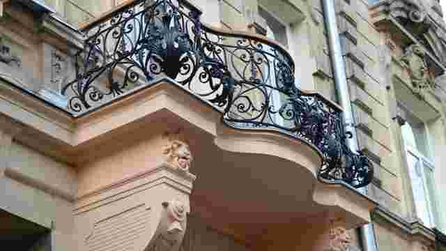 У Львові продовжили проект зі співфінансування ремонтів брам і балконів в історичному центрі