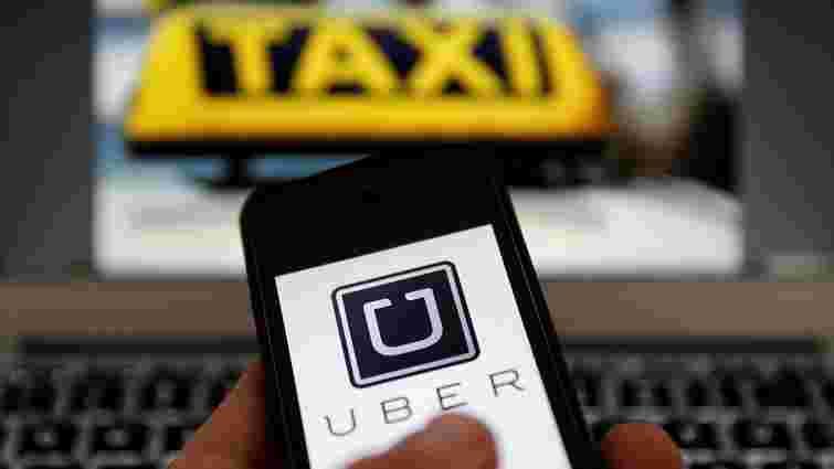 Uber запропонував українцям викликати таксі по телефону
