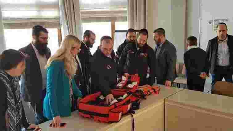 Ізраїльські волонтери хочуть організувати в Україні службу безкоштовної екстреної допомоги