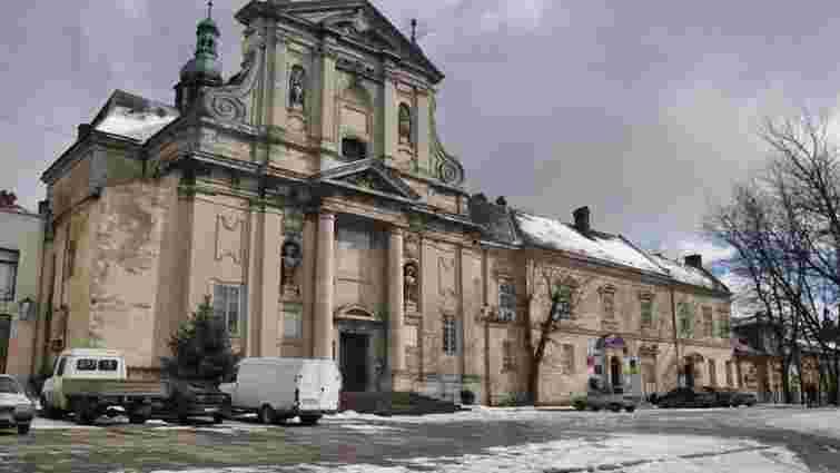 На Стрітення чотири церкви Львова відзначають храмове свято