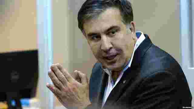 Дев'ять опозиційних партій вимагають повернути Саакашвілі в Україну