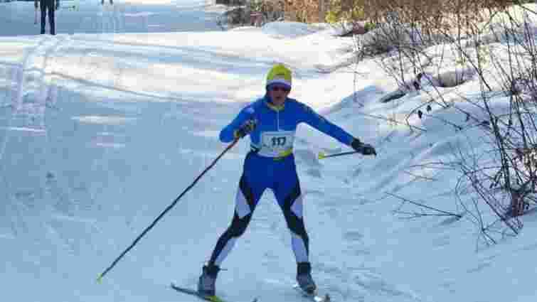 Львів'янка Оксана Заліско перемогла на Кубку світу з лижних перегонів серед ветеранів спорту