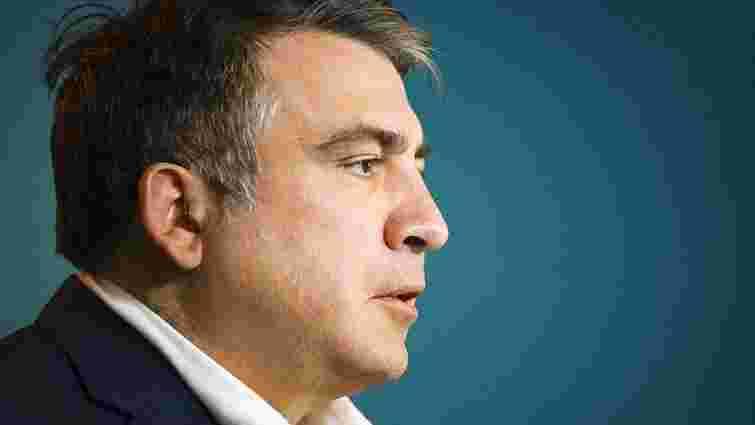 Українська прокуратура попросила Нідерланди взяти в Саакашвілі зразки голосу