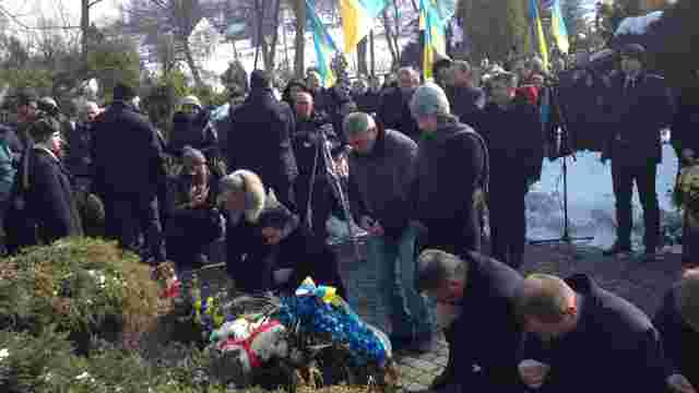 Українсько-польська делегація вшанувала у селі Павлокома пам'ять загиблих українців