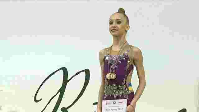 Христина Погранична здобула дві золоті медалі на міжнародному турнірі юніорок у Латвії