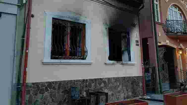 Підпал угорського товариства в Ужгороді перекваліфікували на теракт
