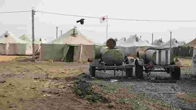На полігоні «Широкий лан» у пожежі загинув вояк ЗСУ