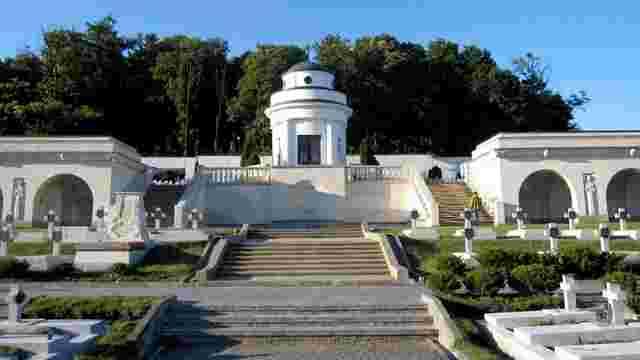 Польща відклала капітальний ремонт Цвинтаря орлят у Львові