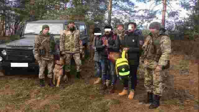 На кордоні з Польщею затримали трьох громадян Індії