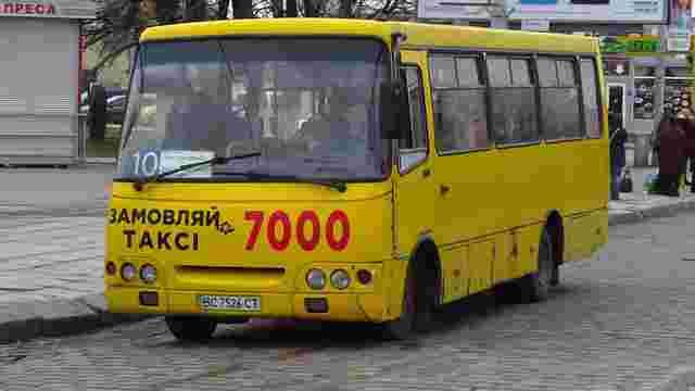 Депутатська комісія Львівської міськради підтримала петицію про повну відмову від маршруток