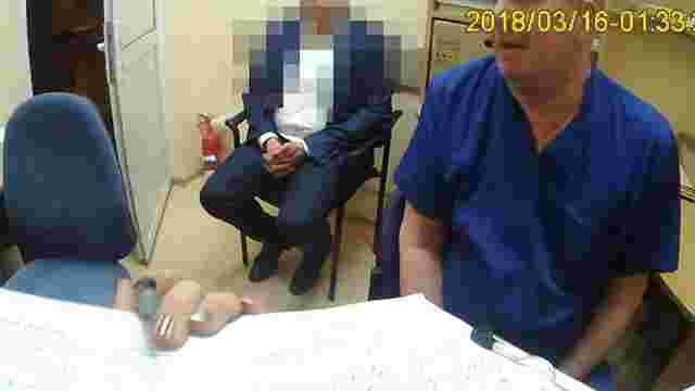 Головного лікаря 6-ї поліклініки Львова вдруге затримали п'яним за кермом