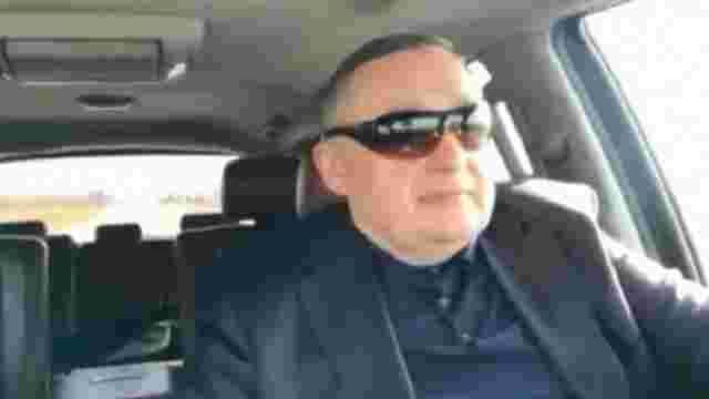 Богдан Дубневич записав на відео і опублікував свої порушення ПДР