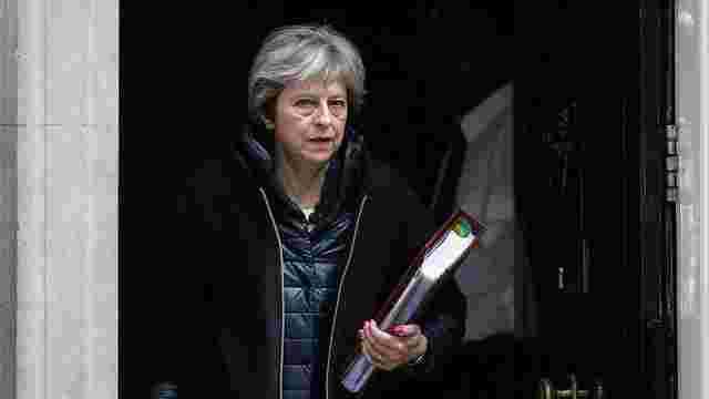 Прем'єр-міністр Великої Британії закликала вислати російських дипломатів з країн ЄС
