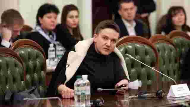 Луценко заявив про потребу примусової психіатричної експертизи Надії Савченко