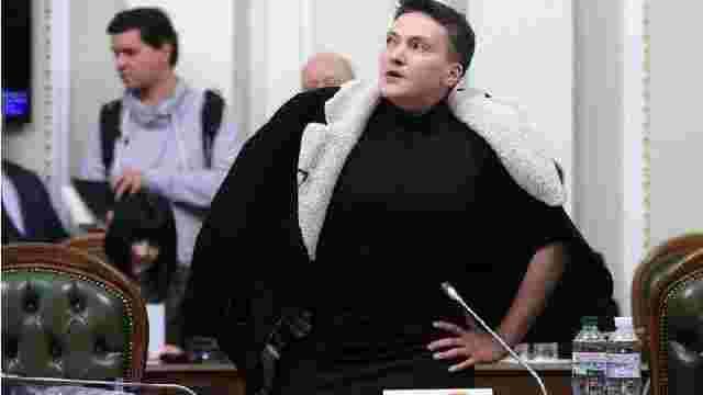 Верховна Рада надала дозвіл на арешт Надії Савченко