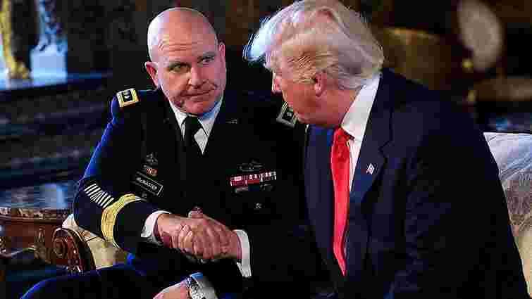 Дональд Трамп змінив радника з національної безпеки США