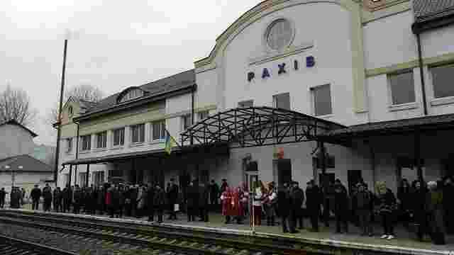 Міськрада Рахова проголосувала за імпічмент Порошенка та відставку Луценка з Аваковим